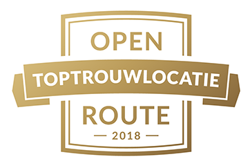 Open Top Trouwlocatie route 2018