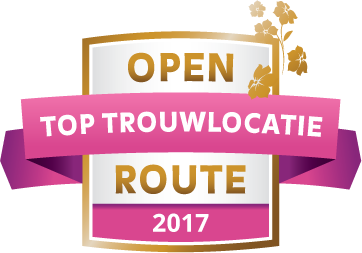 Open Top Trouwlocatie route 2017
